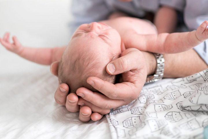 Lifestyle Family Portraits-Newborn-Savannah, GA-bronston photography-new born