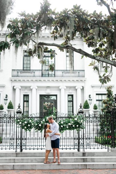 Savannah, Ga-Elopement and Engagement- Wedding Photographer - Bronston Photography
